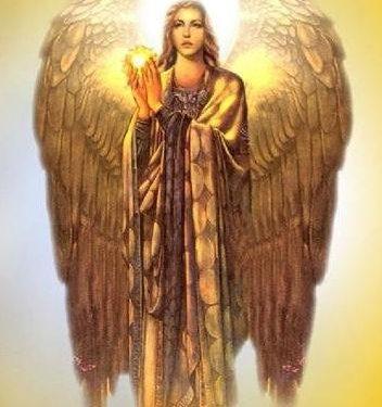 Giuditta Dembech: Invocazione all'Angelo della Potenza