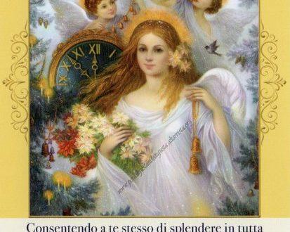 L'Oracolo degli Angeli dell'Abbondanza del 31 dicembre