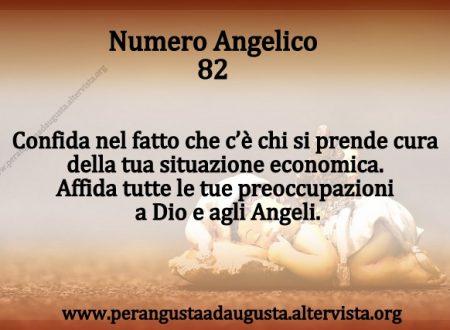 Significato dei Numeri Angelici dal Nr.82 al Nr.91