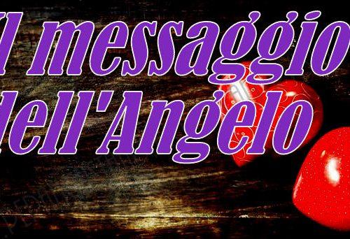 """Il messaggio dell'Angelo """"Crea la tua giornata felice!"""""""