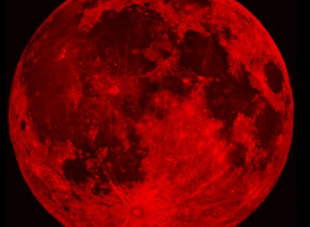 Luna Piena 21 Gennaio
