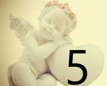 Significato del numero Angelico 5