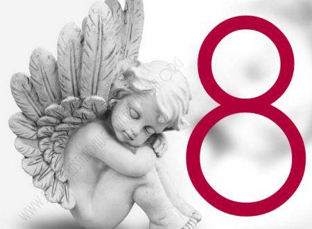 Significato del numero Angelico 8