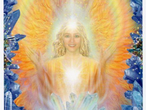 Oracolo degli Angeli Cristallo del 29 aprile