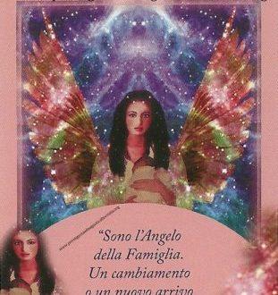 Ascolta il messaggio dell'Angelo Serafina