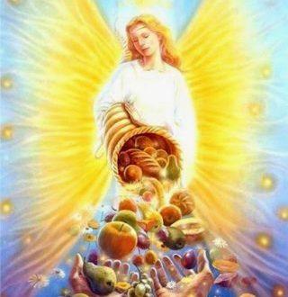 Decreto agli Angeli dell'Abbondanza