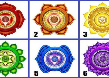 Test: scegli il tuo chakra preferito e scopri cosa dice la tua scelta su di te
