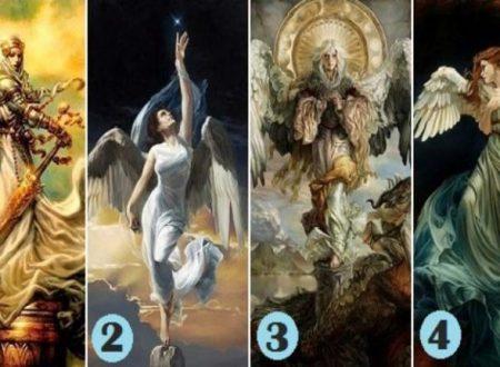 Test: Scegli un angelo e ricevi un messaggio personale di orientamento e rassicurazione