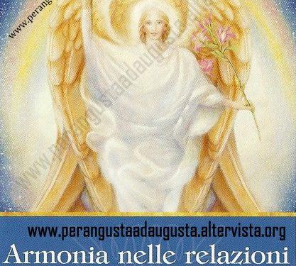 L'Oracolo dell'Arcangelo Raguel del 19 settembre