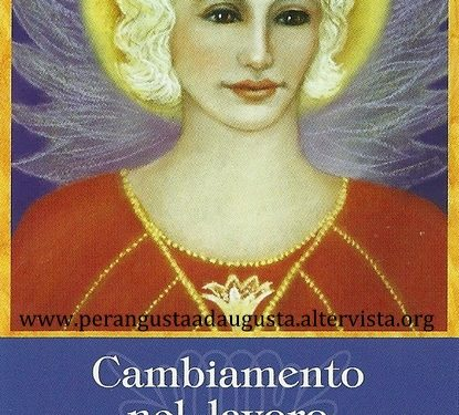 L'Oracolo dell'Arcangelo Chamuel del 20 settembre
