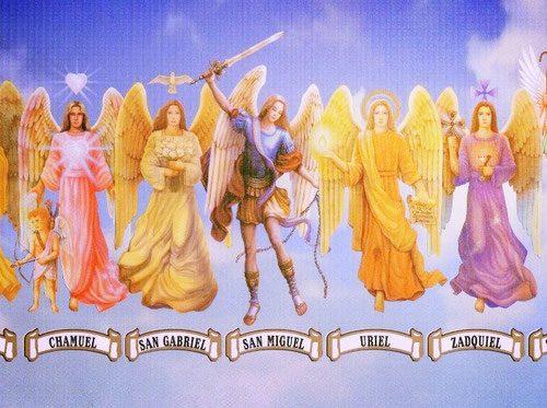Arcangeli e oli essenziali