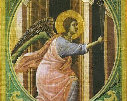 Oracolo dell'Arcangelo Gabriele del 17 settembre