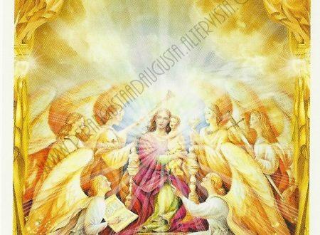 L'Oracolo degli Angeli del 10 settembre