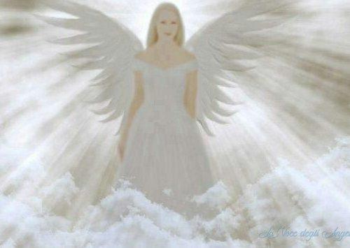 Aumentare la frequenza vibrazionale per connettersi con gli angeli