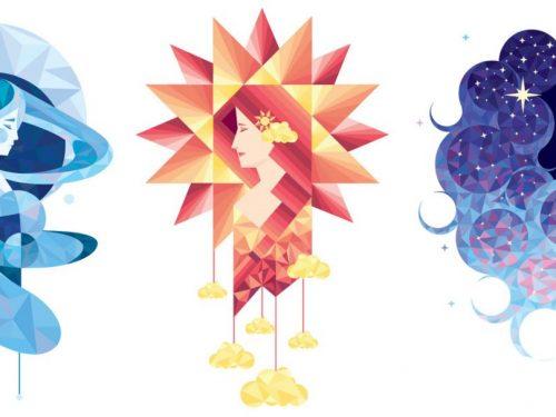 La luna, il sole o le stelle? Scopri il karma irrisolto di una vita passata