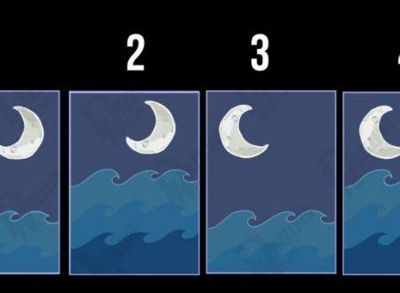Test: scegli un'immagine e scopri la tua personalità nascosta!
