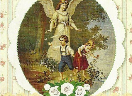 I tarocchi degli Angeli Custodi dell'11 novembre