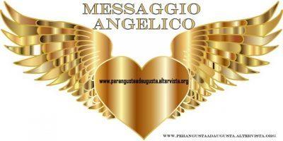Messaggio Angelico del 18 Novembre