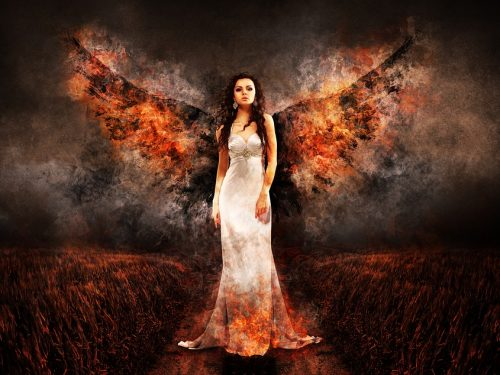 Giuditta Dembech: Angeli e Pianeti