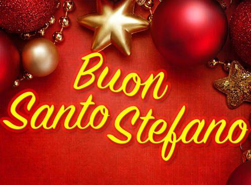 Festa di Santo Stefano (26 dicembre)