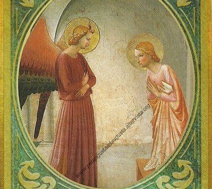 Oracolo dell'Arcangelo Gabriele del 23 gennaio