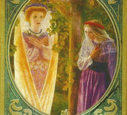 Oracolo dell'Arcangelo Gabriele del 28 gennaio