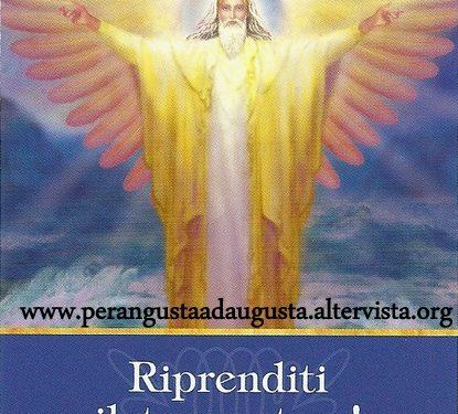 L'Oracolo degli Arcangeli del 22 gennaio