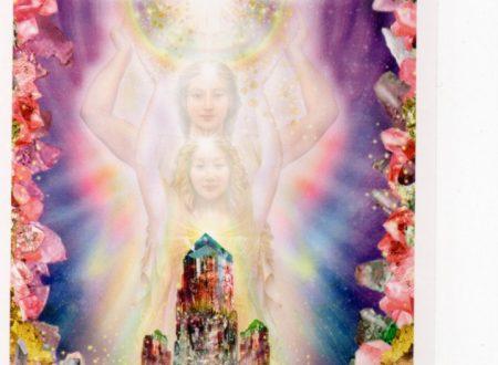 Oracolo degli Angeli Cristallo del  06 gennaio