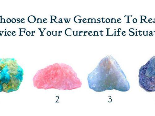 Test: Scegli una gemma grezza e scopri di cosa hai bisogno ora