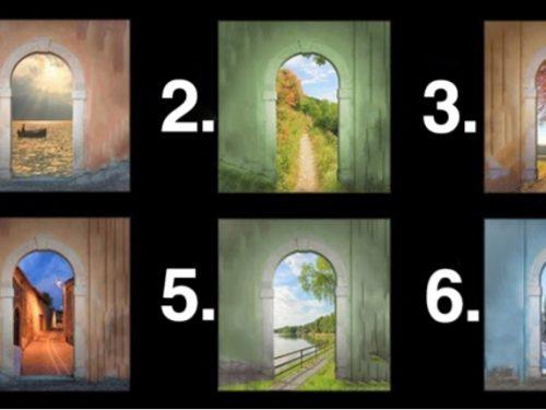 Test:Scegli una porta e vedi cosa rivela dei tuoi desideri più profondi