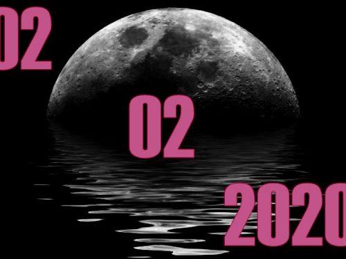 02/02/2020 data palindroma e apertura del portale di Sirio