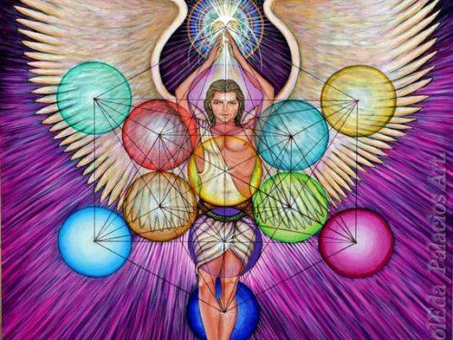 L'Arcangelo Metatron