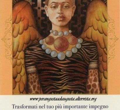 L'Oracolo degli Angeli dell'Abbondanza del 20 gennaio