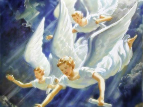 Diana Cooper: Riempite la vostra casa di Angeli