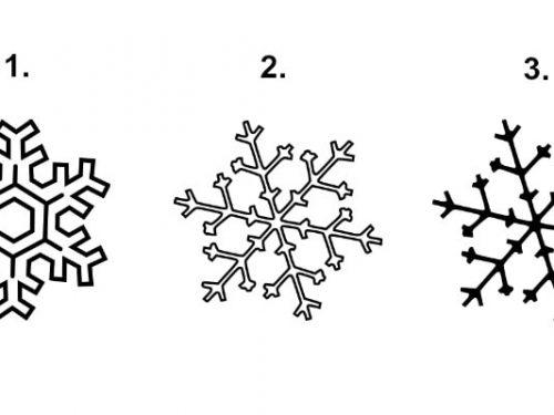 Test: Scegli un fiocco di neve per rivelare il karma irrisolto di una vita passata