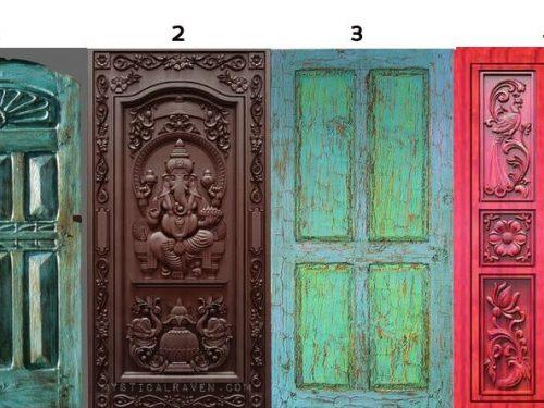 Test: Quale porta varcheresti? Può dirti molto sulla tua personalità