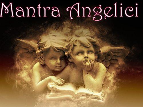 7 Mantra Angelici per ogni occasione 1 parte con Video