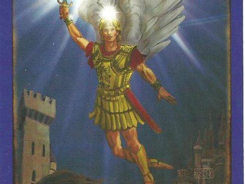 Oracolo dell'Arcangelo Michele del 10 aprile