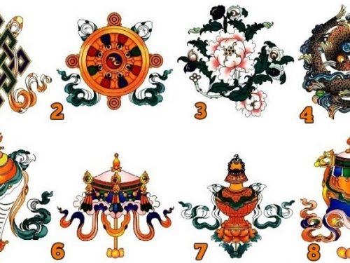 Test: Scegli un simbolo di buona fortuna e scopri il suo significato