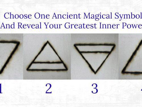 Test: Scegli un simbolo  e scopri il tuo più grande potere interiore
