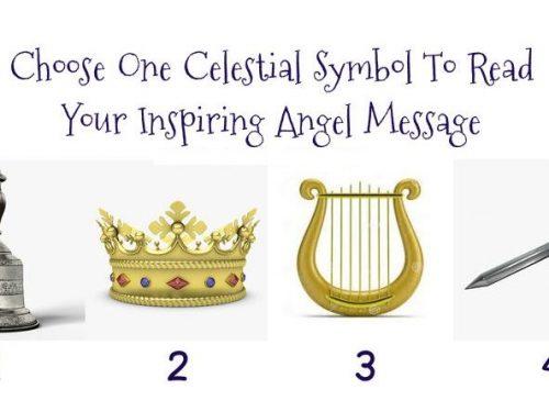 Test: Scegli un simbolo celeste e leggi il tuo messaggio ispirato dagli Angeli