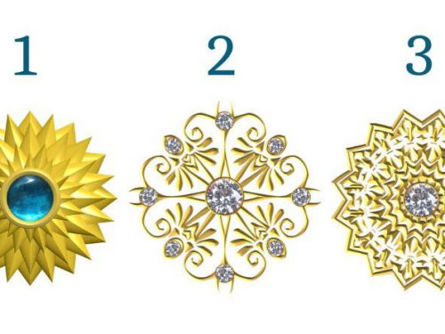 Test: Scegli un mandala di cristallo dorato per ricevere un messaggio dal tuo Se Superiore