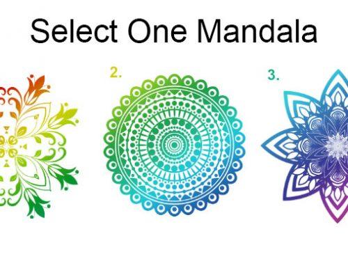 Test: Scegli un mandala e scopri di  quale pulizia spirituale hai bisogno ora
