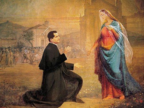 Preghiera per chiedere una grazia a San Giovanni Bosco