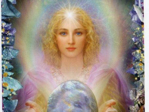 Oracolo degli Angeli Cristallo del 06 luglio