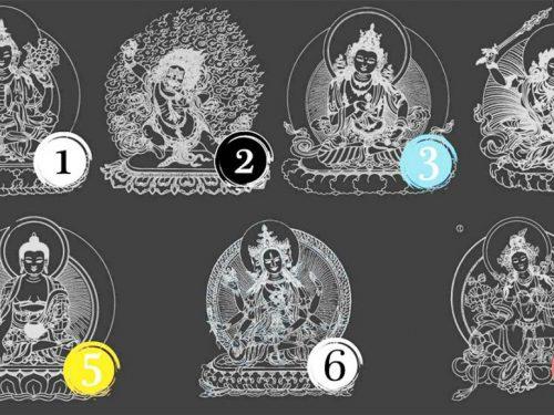 Test: Quale Buddha ti attrae di più? Questo è ciò che rappresenta per te …
