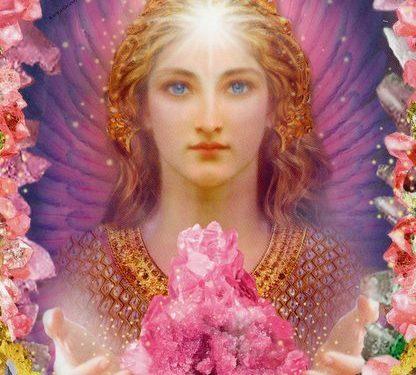 Oracolo degli Angeli Cristallo del 28 settembre