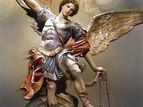 Novena a San Michele Arcangelo (dal 20 al 28 Settembre)