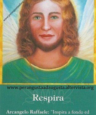 L'Oracolo dell'Arc.  Raffaele  del 30 settembre