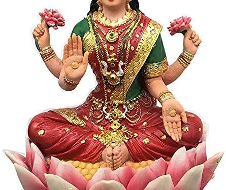 Attivazione energetica: Potenziamento della Dea Lakshmi per Ricchezza e Successo